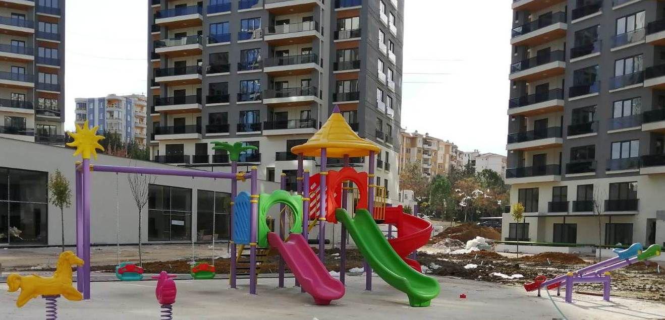 bursa çocuk parkı üretim