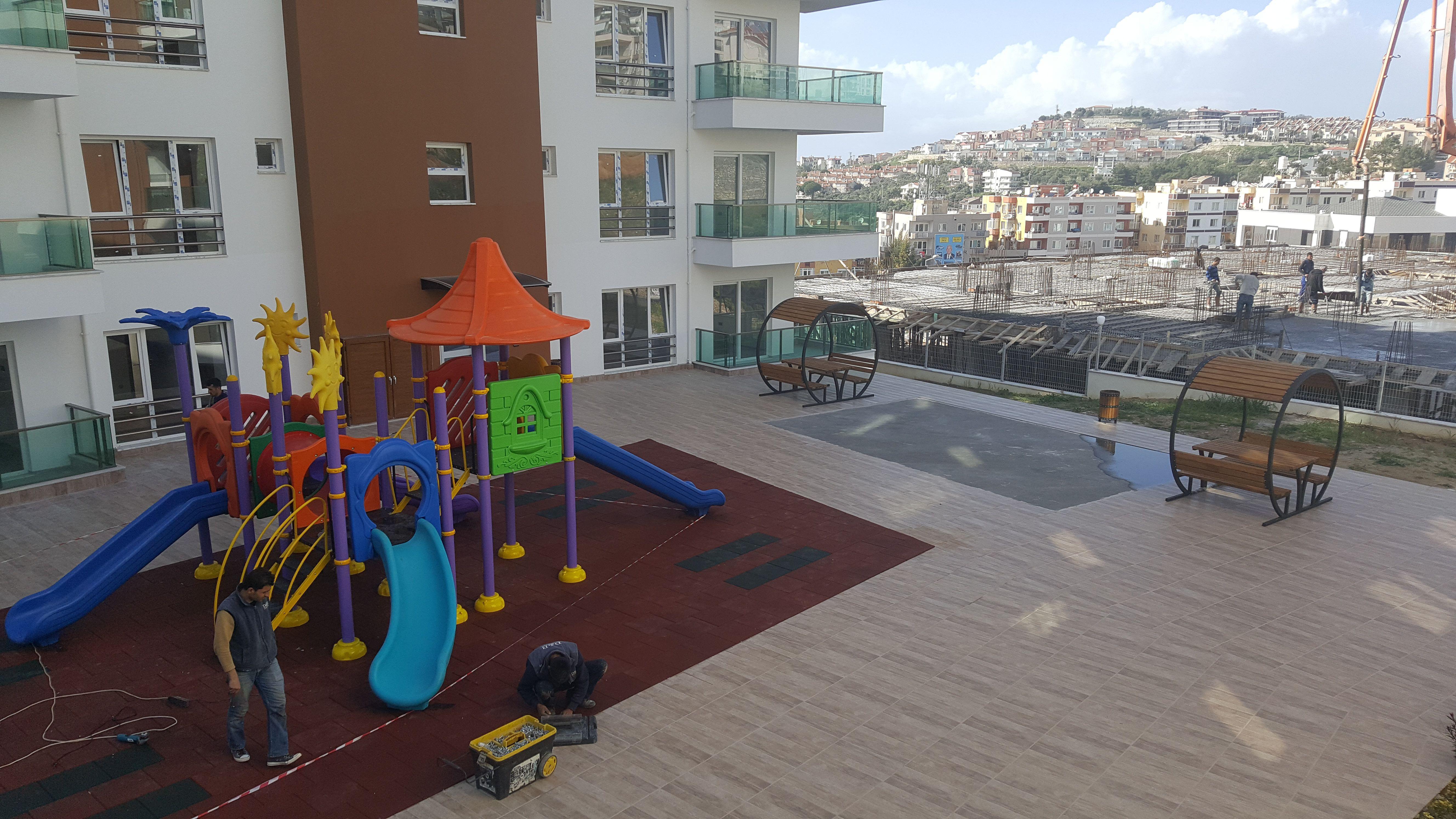çocuk parkı izmir üretim